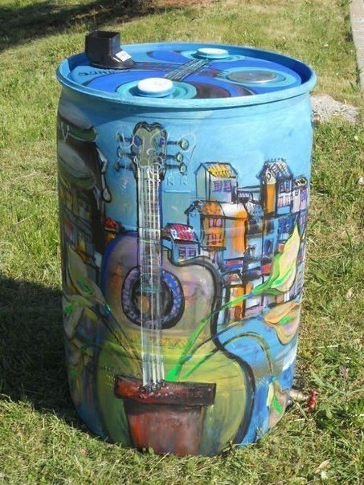 photo of beautiful barrels