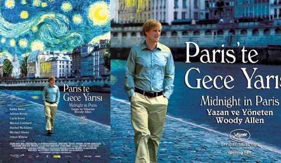 Filmi izlerken ah Paris'i görmek ve her yerini gezmek isteyebilirsiniz. Ben de bunu çok istedim :) Paris' e aşık olabilir, gecesi bile ayrı güzel olan kenti baştan sona gezmek isteyebil…