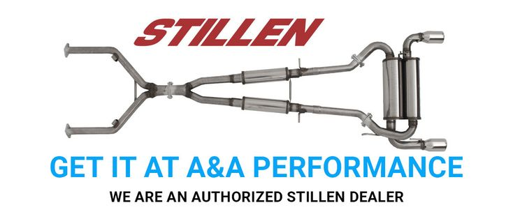 We are now an authorized Stillen dealer... Get it directly at A&A Discount Auto Parts or A&A Performance. Get Air Intake Systems, Chassis Parts, Engines And Engine Parts, Exhaust Systems, Fuel System, Gauge Pods, Ignition Parts, Performance Tuning, Radiator & Engine Cooling, Superchargers & Turbos, & Transmission Parts https://aadiscountauto.ca/supplier/124/stillen.html #Stillen #StillenCanada #AAPerformance #AADiscountAuto #AirIntakeSystems #ChassisParts #ExhaustSystems #IgnitionParts…
