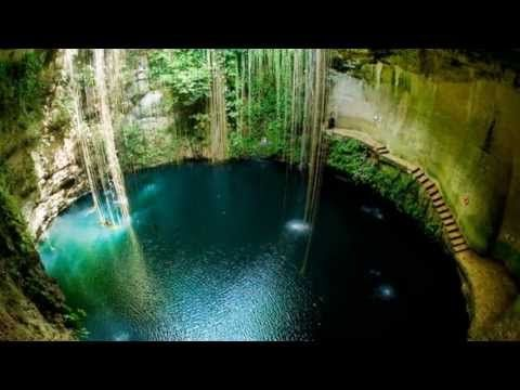 Things You Won't Believe Actually Exist in Nature - Wonders of the World - YouTube - Underground Natural Springs, Mexico