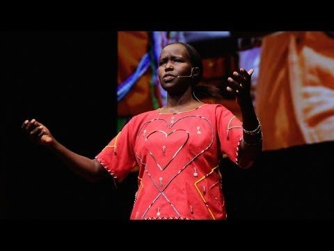 Kakenya Ntaiya: A Girl Who Demanded School Great Ted Talk Exemplifies How  Opinions And Lives