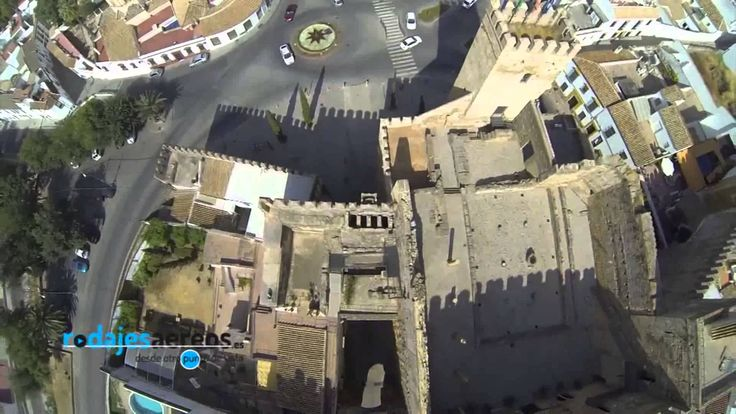 Carmona Alcazar de la Puerta de Sevilla http://alquilercochessevilla.soloibiza.com/carmona-alcazar-la-puerta-sevilla/ #Sevilla