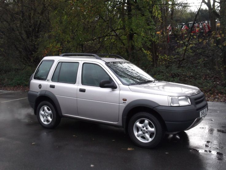 Land Rover Freelander 1.8 ES 5dr