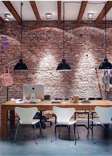 Best 25 Brick Interior Ideas On Pinterest Exposed Brick - brick wall design
