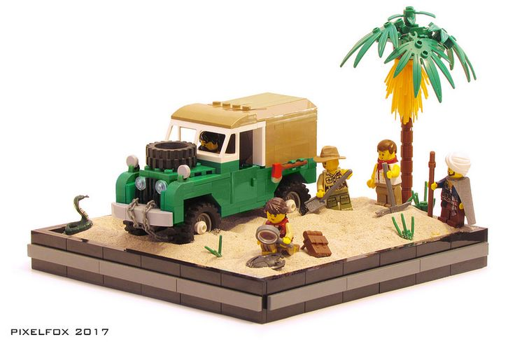 """Land Rover Series 1   """"There's one thing a British soldier r…   Flickr"""