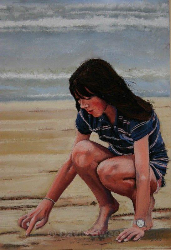 Sandwriter - Paintings