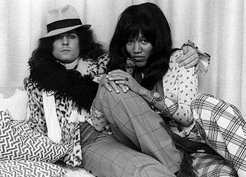 gloria jones and marc bolan - Google Search
