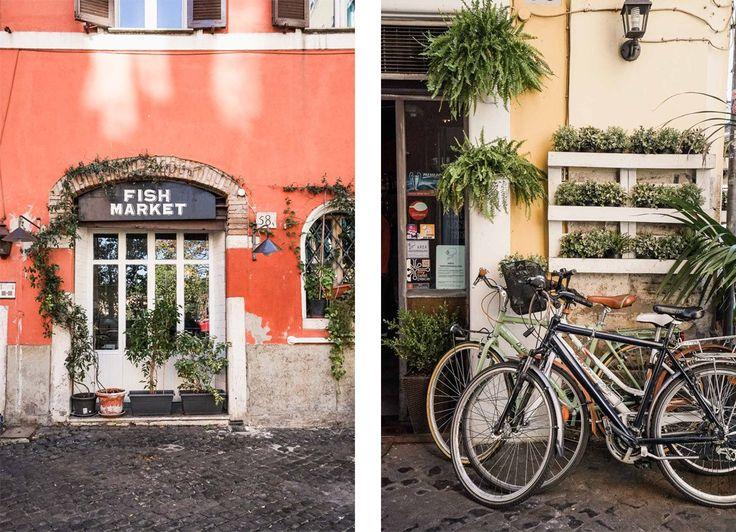 Rome : lieux d'intérêts et spots confidentiels — city guide