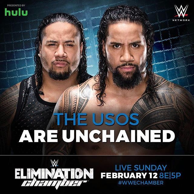 wwe @jonathanfatu and @uceyjucey will keep it 💯 in the Tag Team Championship Turmoil Match! #WWEChamber  2017/02/13 02:53:36