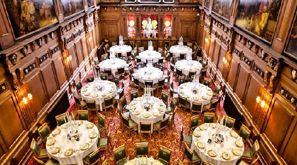 Hire A Grade I Listed Venue In London - Skinners' Hall London -Historical Venue For Hire In London.