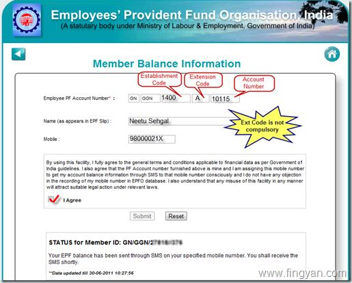 How To Check Employee Provident Fund (EPF) Balance Online?