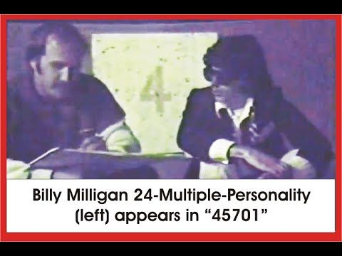 Billy Milligan Documentary Footage - Interview - 24 Multiple-Personality - DiCaprio - YouTube