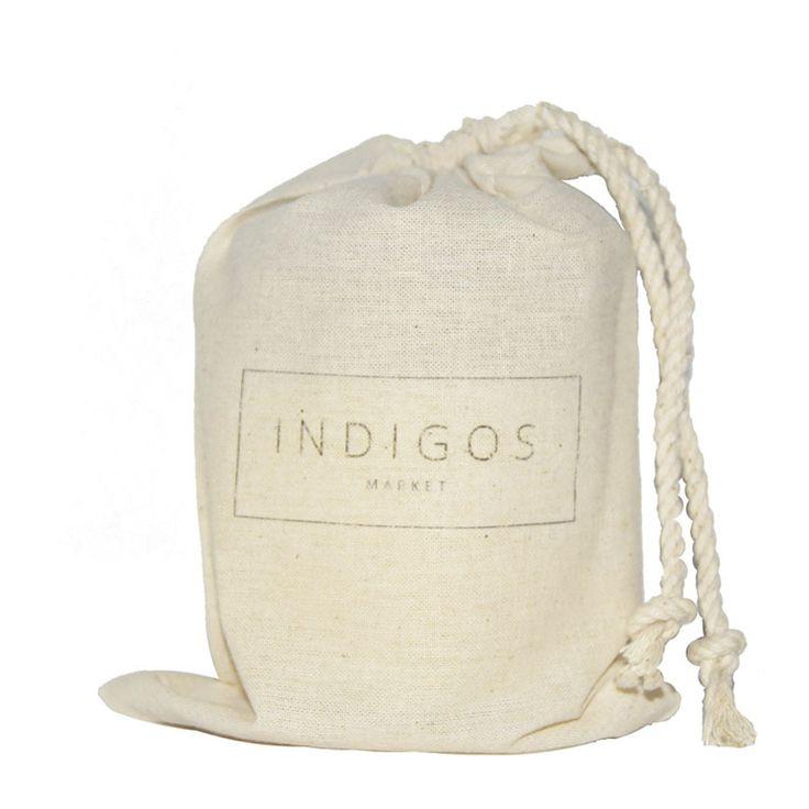 Small Natural Soy Candle LIME BASIL   MANDARIN - Indigos Market
