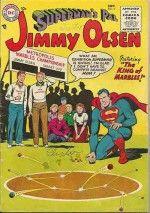 JIMMY OLSEN #7  7 VG+ £59