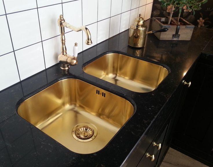 DecoSteel Monarch Variant 40 D Diskho Guld/Antracit/Koppar - Hemvaruhuset.se