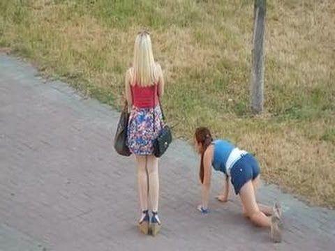 Drunk russian girls