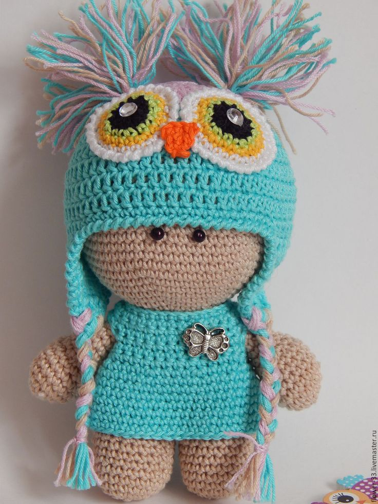 Crochet Doll Animals : 329 best images about Crochet Dolls and Animals on Pinterest