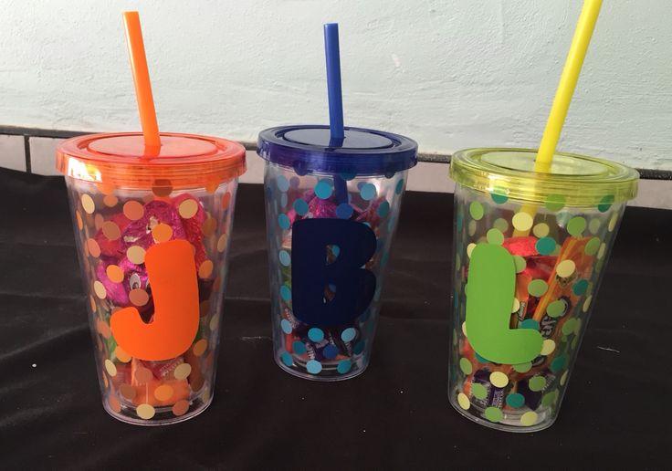 Vasos personalizados excelente regalos para maestras vasos decorados para fiestas pinterest - Vasos personalizados ...