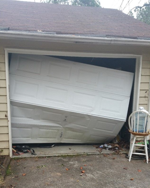 7 Best Garage Door Repairs Images On Pinterest Carriage Doors