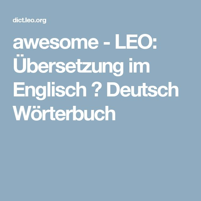 25 best englisch deutsch ideas on pinterest deutsche grammatik wortschatz and deutsche schule - Awesome englisch ...