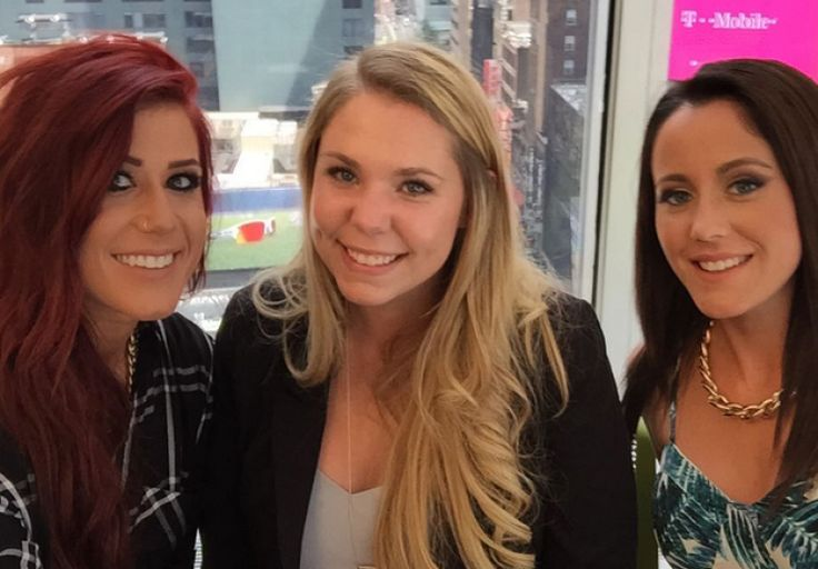 The 'Teen Mom 2' Cast Responds to Social Media Haters (VIDEO)