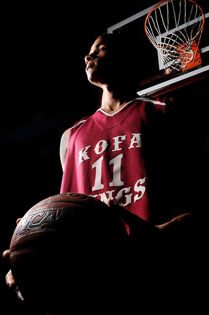 Senior point guard Kevin Fo