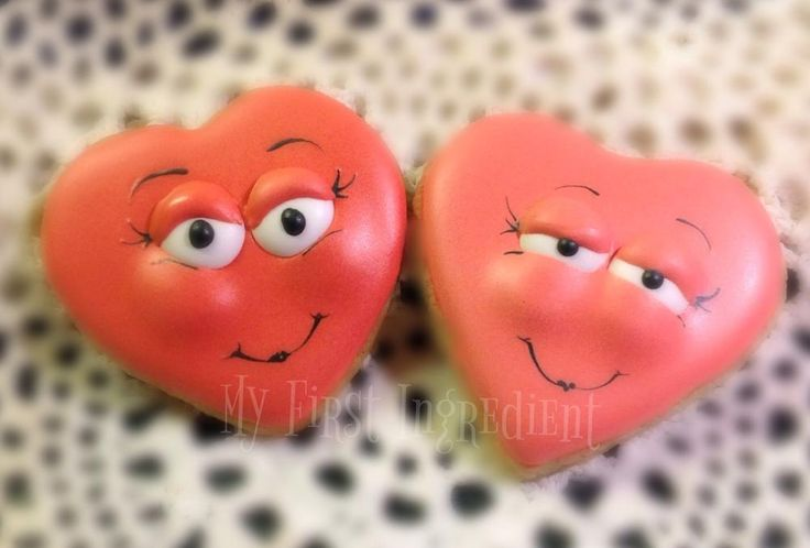 valentine hearts | Cookie Connection