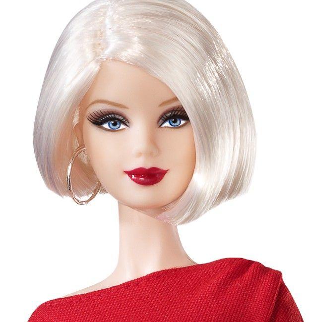 MODEL NO. 01 - COLLECTION RED (2011) Barbie Basics, Black Label