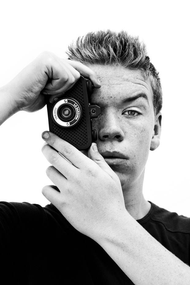 Will Poulter (I remember thinking he was such a little nugget in Narnia, then I relized he is older then me by a bit)