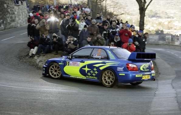 Subaru Imprezza WRC