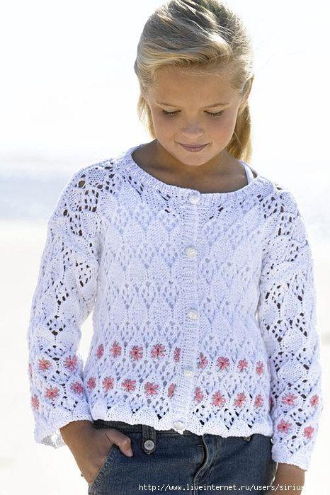 Rebeca de los niños con el bordado (los rayos). Hable con LiveInternet - Servicio rusos Diarios Online