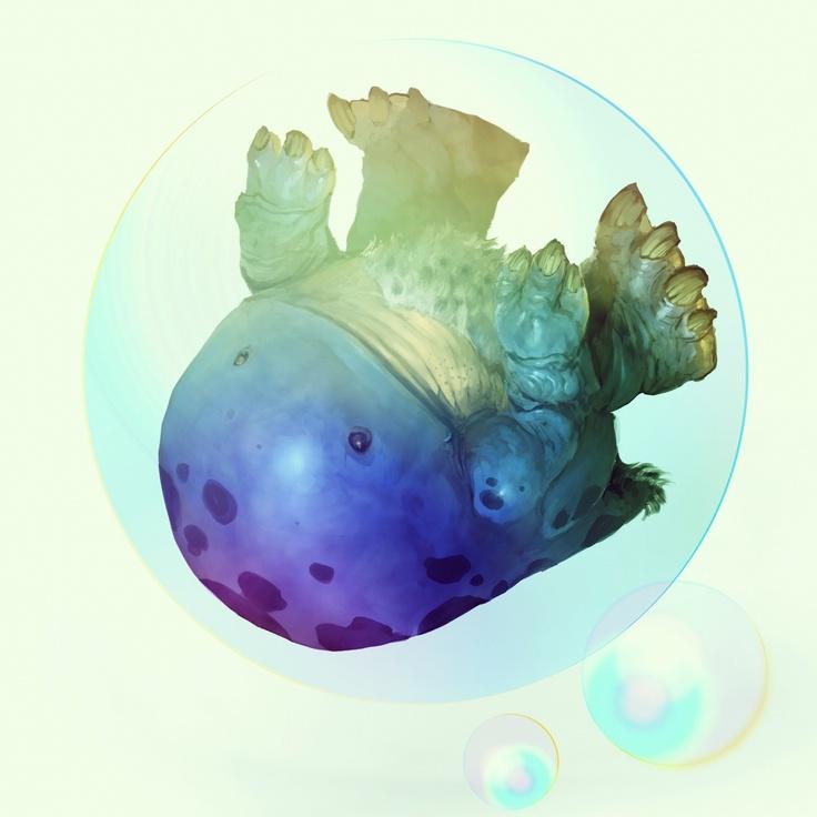 Kekai Kotaki - Bubbles