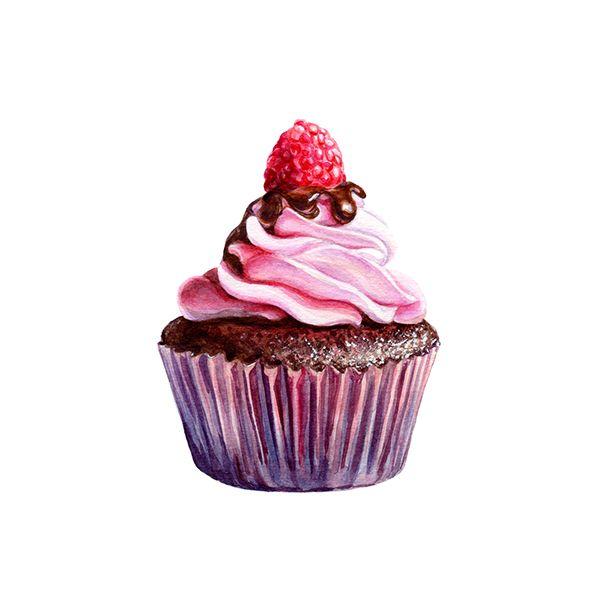 Cakes & Berries on Behance