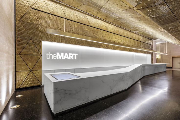 Talk about stepping it up! The 85-year-old Merchandise Mart—re-christened the MART—recently received its most extensive rehab in four decades, completed just in ti...