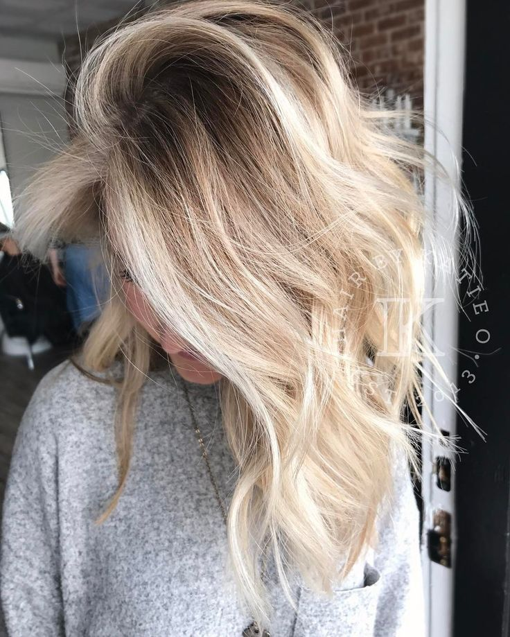 """1,002 Likes, 42 Comments - Hair By Katie O (@hairbykatieo) on Instagram: """"The slightest bit of pink formula in my last post--->"""""""