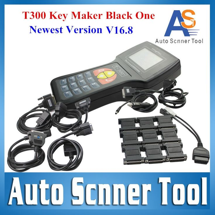 (119.00$)  Watch more here - http://ai2sb.worlditems.win/all/product.php?id=32331473709 - 2016 Newest V16.8 T-Code T-300 T300 Key Programmer For Multi-Cars T 300 Auto Transponder Key By Read ECU-IMMO Spanish&English