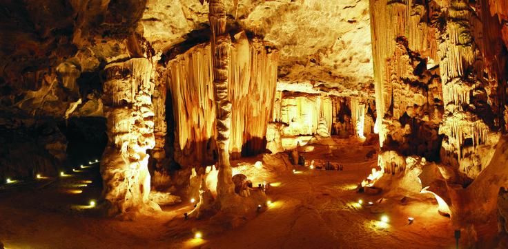Cango Caves, Oudtshoorn, South Africa
