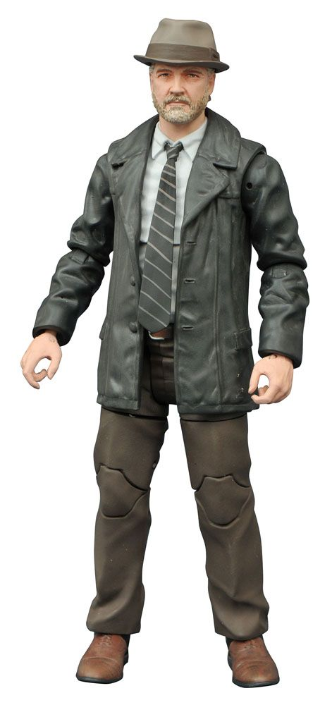 Gotham Tv Select figurine Harvey Bullock Diamond Select
