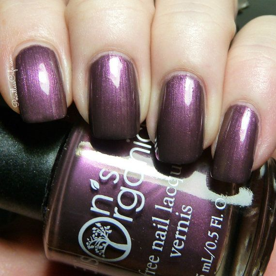 Steppin' Out With My Baby Nail Polish by EllisonsOrganics on Etsy