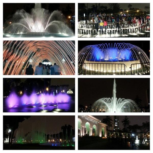 Fotos en Circuito Mágico del Agua - Parque de la Reserva - Cercado de Lima - Cercado de Lima, Lima