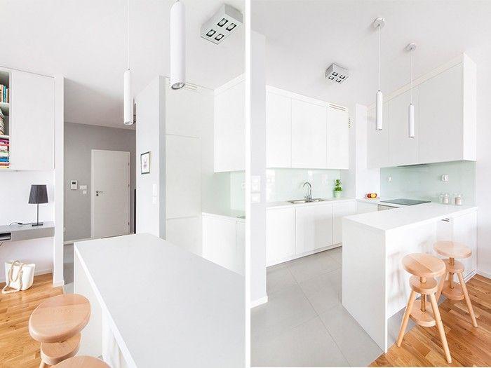 Mieszkanie III : MEEKO Architekci