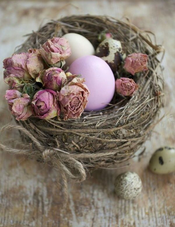 15 Wonderful Vintage Easter Decorations With Images Easter