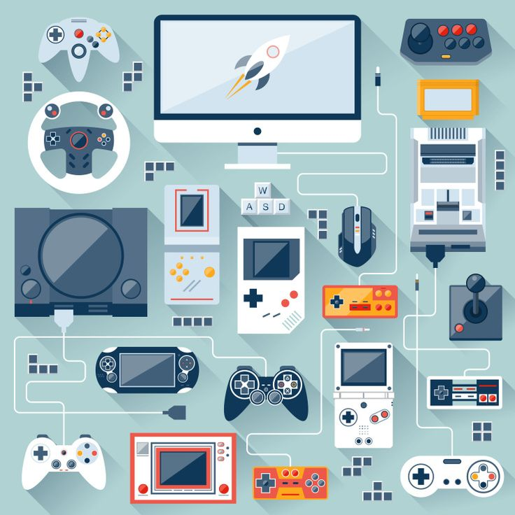 The History Of Gaming: An Evolving Community | TechCrunch #Gaming #Games #VideoGames