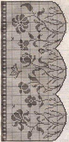 Kira scheme crochet: Scheme crochet no. 27