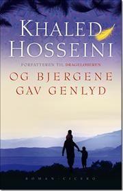 Og bjergene gav genlyd af Khaled Hosseini, ISBN 9788763829243