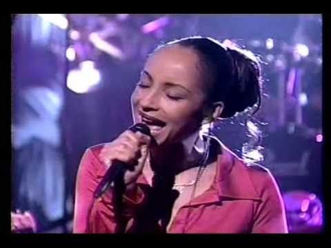 Sade Performs By Your Side Liveour Wedding Song Still So Very Special To Us After 11 Years Of Marriage