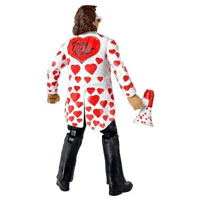 Wwe Hall of Fame Elite Collection Jimmy Hart Figure