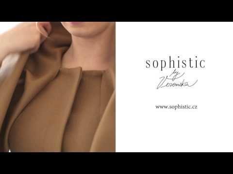Variabilní kabát Sophistic by Veronika - YouTube