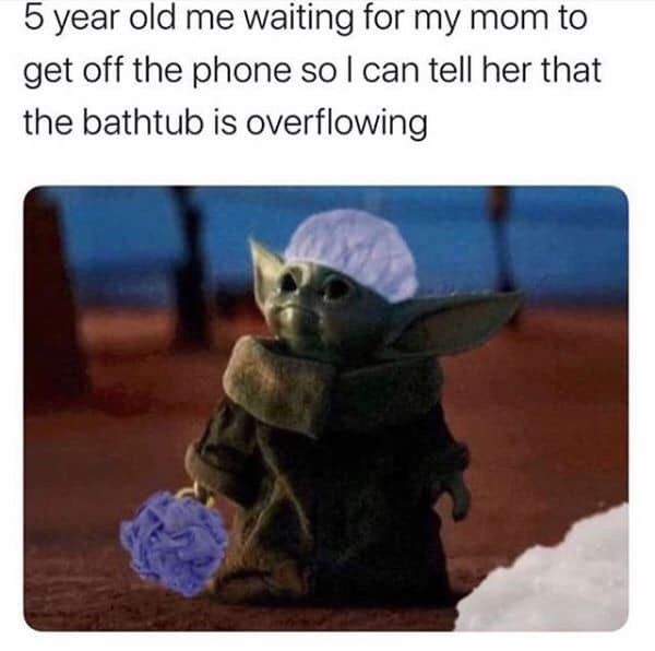 Pin By Beth Byerley On Makes Me Smile Yoda Meme Yoda Funny Silly Memes