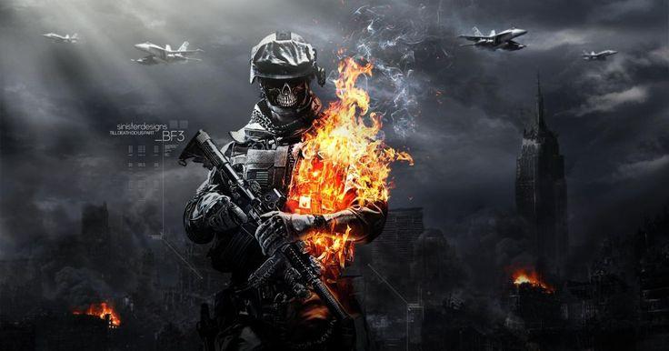 Battlefield Free Wallpaper HD | Games HD Wallpapers